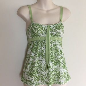 💖Abercrombie & Fitch sleeveless Floral Top